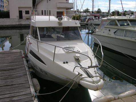 Mooring for sailing boats 16x5 m in Empuriabrava, Spain, Costa Brava
