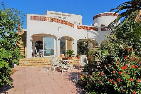 Villa in the privileged sector of Salins on canal, Empuriabrava