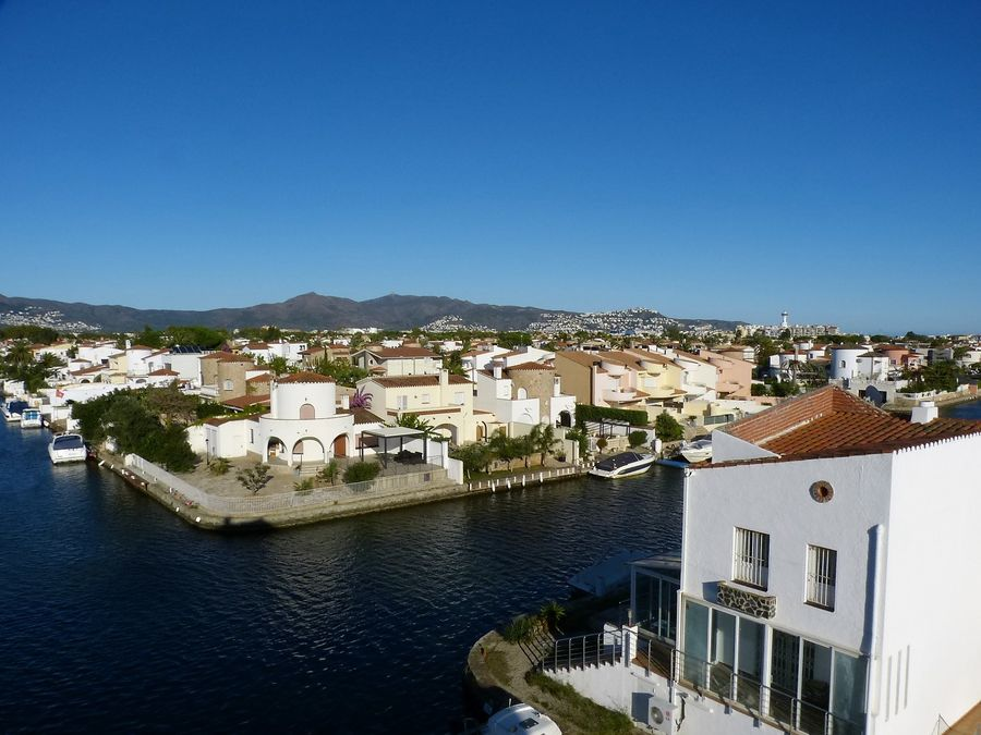 Empuriabrava, appartment, 1 bedroom with view to the canal,