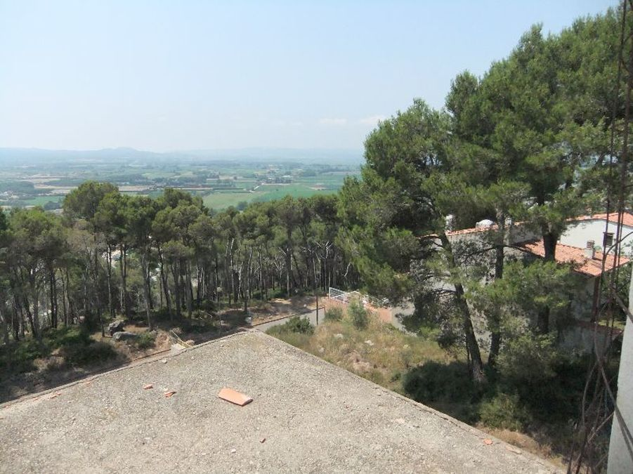 House under construction in Estartit with stunning views of the Medes Islands