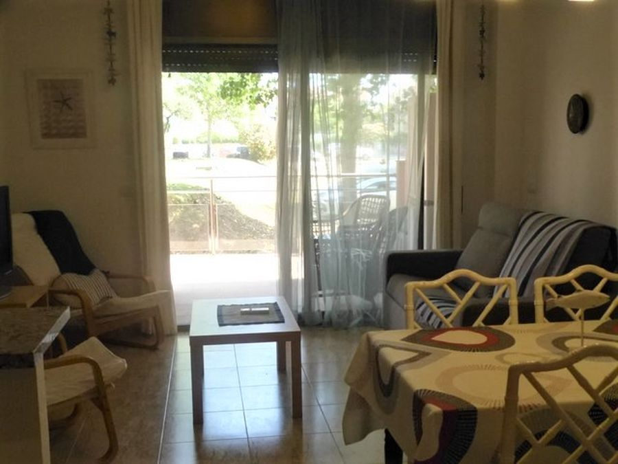 Modern comfort apartment 100 meters from the beach in Empuriabrava