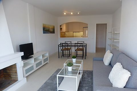 Fully renovated apartment  with great views, good orientation and privileged sector