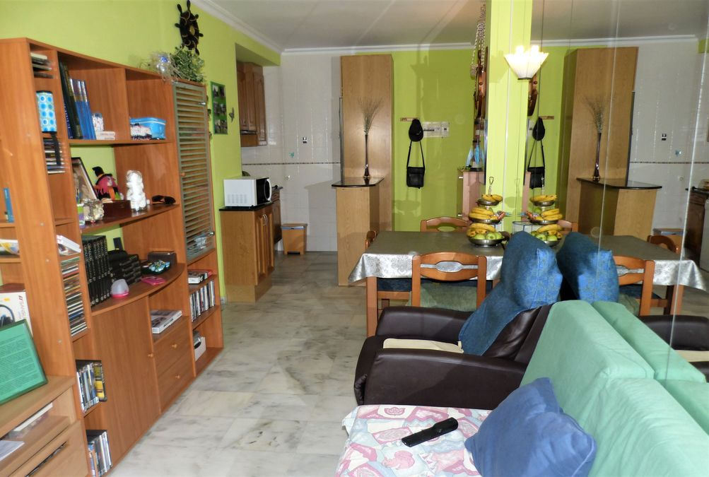 Apartment for sale with mooring two steps from the Rubina beach and the natural park