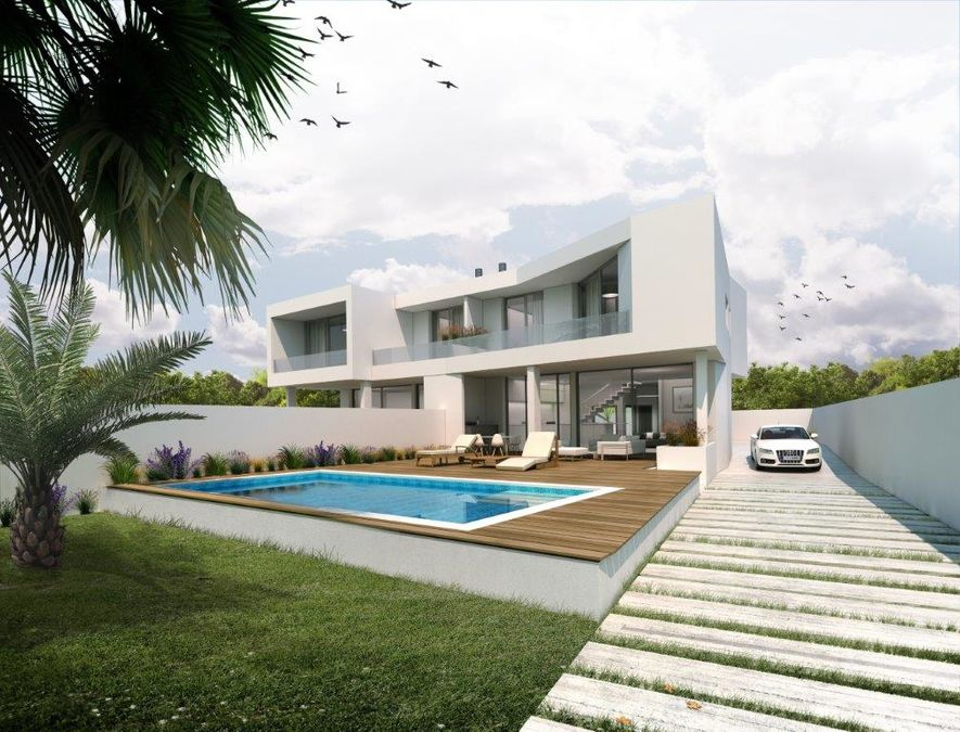 New real estate project near the center and beach of Empuriabrava