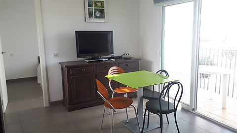 1 bedroom apartment for sale in the center of Empuriabrava, near the beach