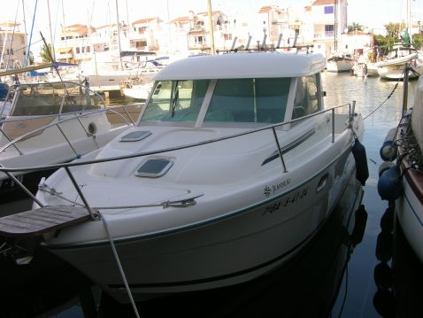 Mooring for sailingboats (13.5x3.3 m) in Empuriabrava, Costa Brava, Spain
