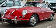 Meeting international Porsche 356